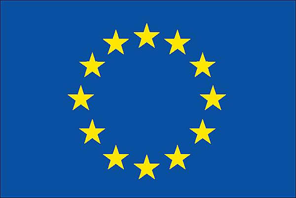 Picture of european union flag